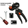 Fruit Tree PRO Pruning Shears Scissor Grafting Cutting Tools ESG10432