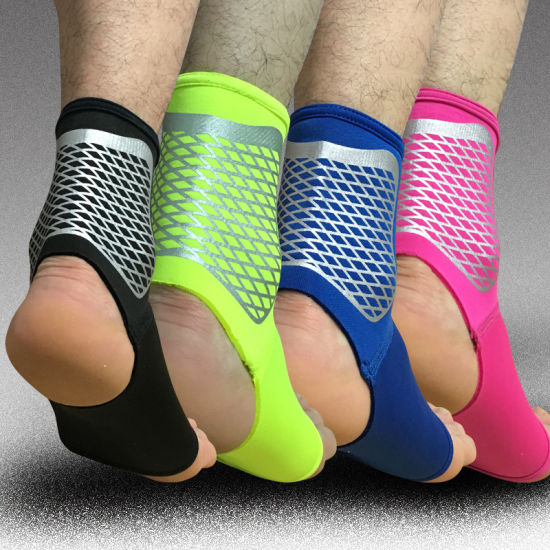 Foot Sleeves Best Plantar Fasciitis Compression Sock for Men & Women, Heel Arch Support/ Ankle Sock, Great for Hiking