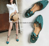 Lace-up Sandals Fashion Womens Cross Straps Beach Shoes ESG10582