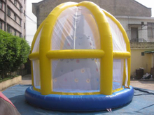 Jumping Castle/Inflatable Climbing (GET3029)