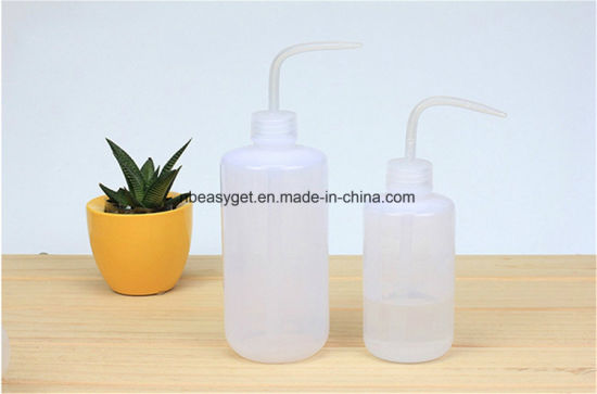 250ml Plastic Dropping Bottle Succulents Plant Pouring Kettle Extruded Watering Can