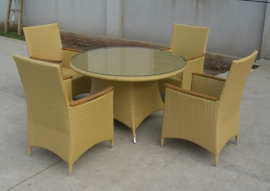 Rattan Dining / Outdoor Furniture / Rattan Furniture (GET1614)