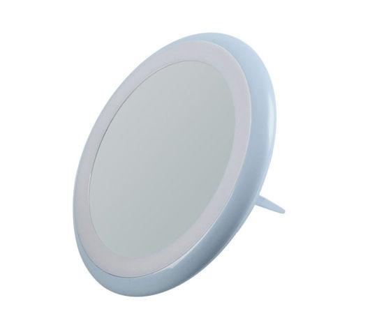 LED USB Rechargeable Battery Light up Vanity Mirror ESG10554