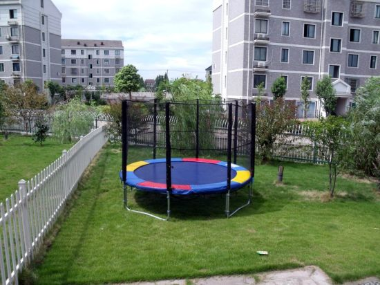 Trampolines with Enclosure (GET-555)