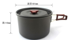 Camper Pan/Pot Outdoor (GET20131008)