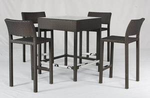 Rattan Furniture / Outdoor Furniture / Rattan Dining (GET6402)