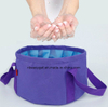 Foldable Bucket Collapsible Water Carrier Container Bag for Camping ESG10073