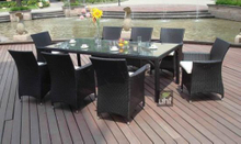 Rattan Furniture/Rattan Dining (GET2425)