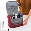 Large Capacity Cosmetic Makeup Brush Organizer with Belt Strap ESG10597