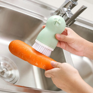 Kitchen Scrub Brush Sink Dish Washing & Vegetable Scrubber Tools ESG10417
