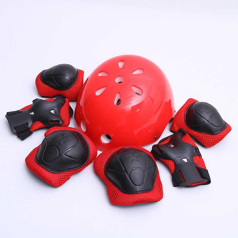 Kids Sport Protective Gear Set Helmet and Pads for Bike Skateboard Skate Scooter ESG12880