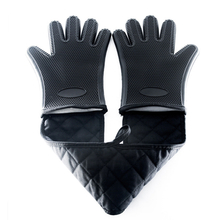 Oven Kitchen/Households Gloves Heat Resistant Silicone Double Insulation Pad ESG11878
