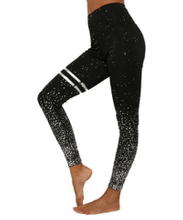Womens Yoga Pants Sports Wear Fitness Tights Printed ESG13350